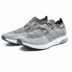 Fashion flyknit shoes for man